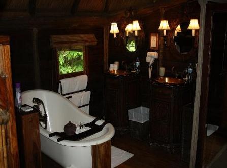 Selous Luxury Camp Tanzania