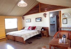 Selous Mbuyu Safari Camp