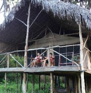 Selous Great Water Lodge