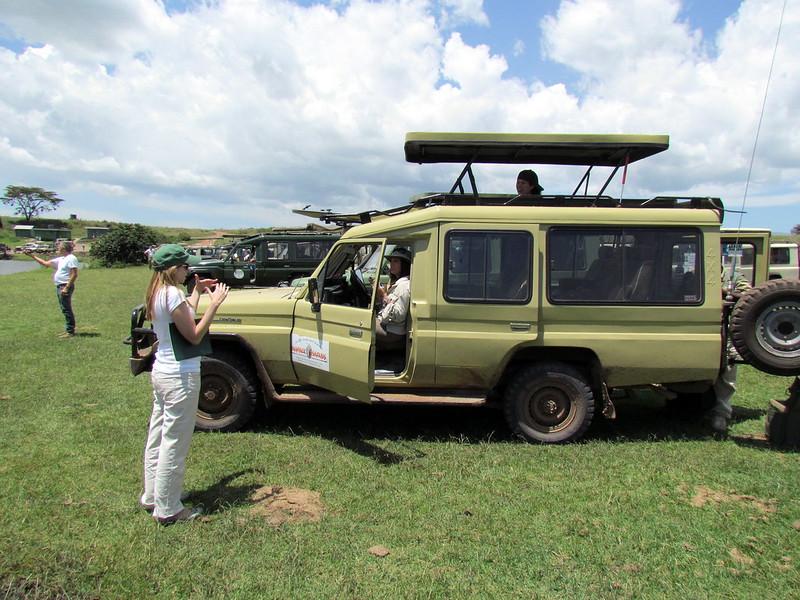 4 day safari