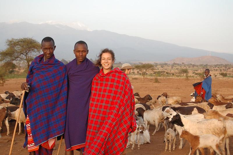 masai 8 days safari