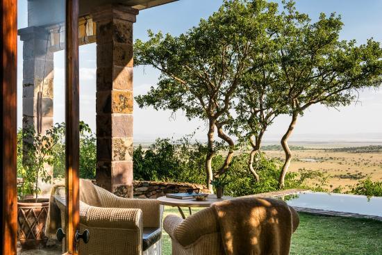Grumeti safari lodge